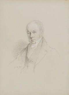 William Buckland, by William Brockedon, 1838 - NPG 2515(87) - © National Portrait Gallery, London