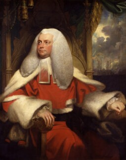 Sir Francis Buller, 1st Bt, by Mather Brown - NPG 458