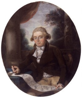 Henry William Bunbury, by Sir Thomas Lawrence - NPG 4696