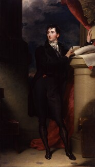 Sir Francis Burdett, 5th Bt, by Sir Thomas Lawrence - NPG 3820