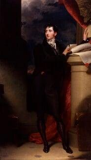 Sir Francis Burdett, 5th Bt, by Sir Thomas Lawrence, circa 1793 - NPG 3820 - © National Portrait Gallery, London
