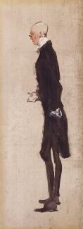 Sir Francis Burdett, 5th Bt, by Sir Edwin Henry Landseer, circa 1840 - NPG 3140 - © National Portrait Gallery, London