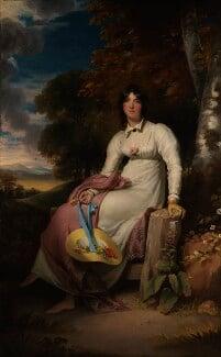 Sophia, Lady Burdett, by Sir Thomas Lawrence, after 1793 - NPG 3821 - © National Portrait Gallery, London