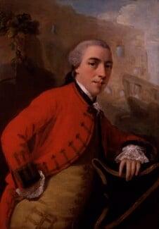 John Burgoyne, after Allan Ramsay, after 1758 - NPG 4158 - © National Portrait Gallery, London