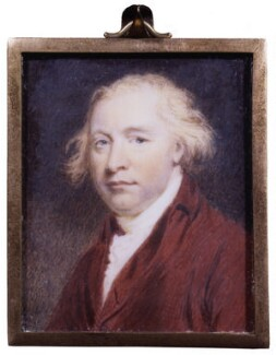 Edmund Burke, after James Barry - NPG 854