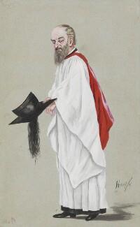 Henry Montagu Butler, by 'Hay' - NPG 3277
