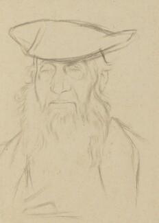 Henry Montagu Butler, by William Rothenstein - NPG 4768