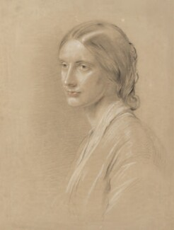 Josephine Elizabeth Butler (née Grey), by George Richmond, 1851 - NPG 6482 - © National Portrait Gallery, London