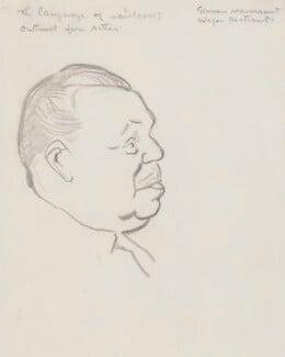 Billy Butlin, by Sir David Low - NPG 4529(69)