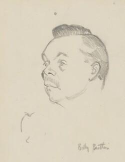 Billy Butlin, by Sir David Low - NPG 4529(71)