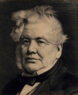 Isaac Butt, by John Butler Yeats - NPG 3831