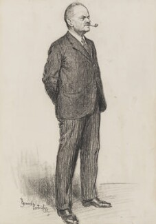 Julian Byng, 1st Viscount Byng of Vimy, by Bernard Partridge - NPG 3666