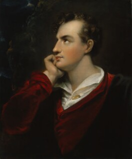 Lord Byron, after Richard Westall - NPG 1047