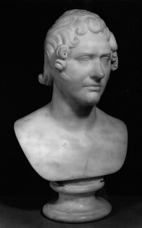 George Gordon Byron, 6th Baron Byron, by Lorenzo Bartolini, 1822 - NPG 1367 - © National Portrait Gallery, London
