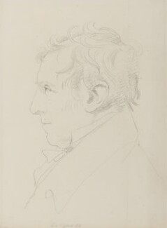 Sir Augustus Wall Callcott, by Sir Francis Leggatt Chantrey - NPG 316a(8)