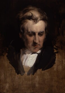 Sir Augustus Wall Callcott, by Edwin Landseer - NPG 3336