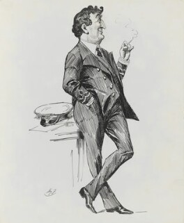 Dion Clayton Calthrop, by Harry Furniss - NPG 3437