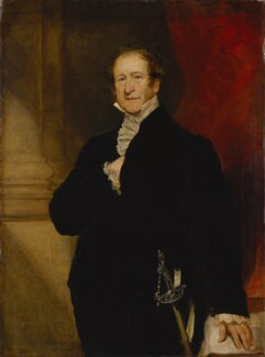 John Campbell, 1st Baron Campbell of St Andrews, by Thomas Woolnoth - NPG 375