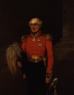 Sir Colin Campbell, by William Salter - NPG 3702