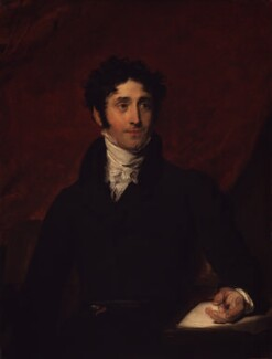 Thomas Campbell, by Sir Thomas Lawrence - NPG 198
