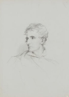 Antonio Canova, by William Brockedon, probably after  Sir Thomas Lawrence - NPG 2515(2)