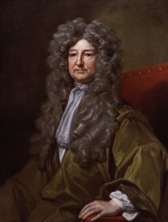 John Vaughan, 3rd Earl of Carbery, by Sir Godfrey Kneller, Bt - NPG 3196