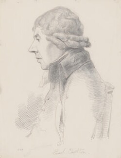 Hugh Carleton, Viscount Carleton, by William Daniell, after  George Dance - NPG 3089(3)