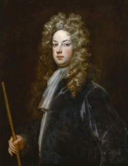 Charles Howard, 3rd Earl of Carlisle, by Sir Godfrey Kneller, Bt - NPG 3197