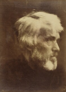 Thomas Carlyle, by Julia Margaret Cameron, 1867 - NPG  - © National Portrait Gallery, London
