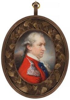 John Carnac, by Ozias Humphry, 1786 - NPG 6284 - © National Portrait Gallery, London