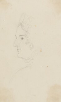 Caroline Amelia Elizabeth of Brunswick, by Sir George Hayter - NPG 2662(4)
