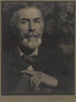 Edward Carpenter, by Alvin Langdon Coburn - NPG P48