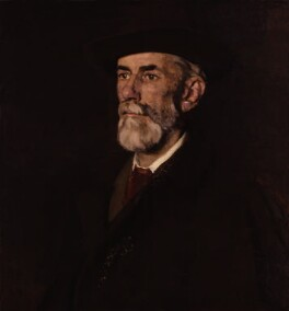 Edward Carpenter, by Henry Bishop - NPG 3832