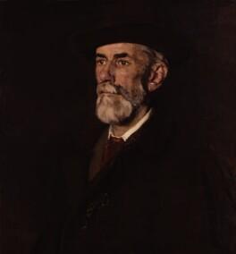Edward Carpenter, by Henry Bishop, 1907 - NPG 3832 - © National Portrait Gallery, London