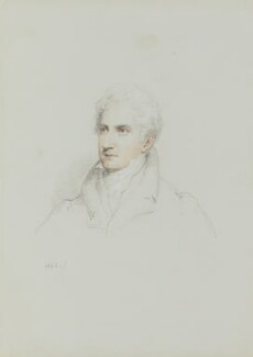 Sir John Carr, by William Brockedon - NPG 2515(42)