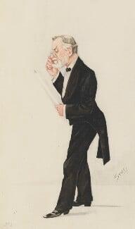 Robert Brudenell Carter, by Harold Wright ('Stuff') - NPG 3298