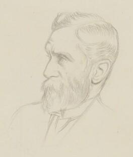 Roger Casement, by William Rothenstein - NPG 3867