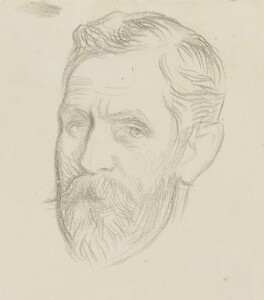 Roger Casement, by William Rothenstein - NPG 3867a