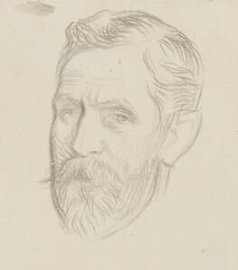 Roger David Casement, by William Rothenstein - NPG 3867a