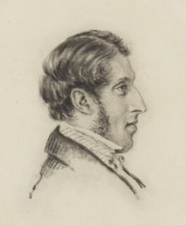 William Leist Readwin Cates, by Charlotte Pearson - NPG 3078