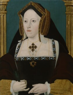 Katherine of Aragon, by Unknown artist - NPG 163