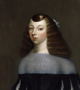 Catherine of Braganza, after Dirk Stoop - NPG 353