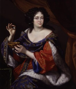 Marie Anne De La Tour d'Auvergne (née Mancini), Duchesse de Bouillon, by Benedetto Gennari, circa 1672-1673 - NPG 623 - © National Portrait Gallery, London