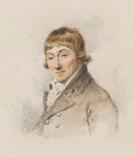 George Chalmers, by Henry Edridge - NPG 2196