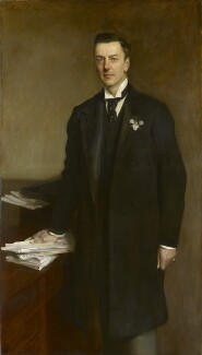 Joe Chamberlain, by John Singer Sargent, 1896 - NPG 4030 - © National Portrait Gallery, London