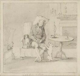Sir Francis Leggatt Chantrey, by Sir Francis Leggatt Chantrey, circa 1800 - NPG 2103a - © National Portrait Gallery, London