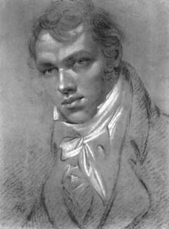 Sir Francis Leggatt Chantrey, by Sir Francis Leggatt Chantrey, circa 1802 - NPG  - © National Portrait Gallery, London