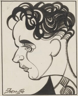 Charlie Chaplin, by Robert Stewart Sherriffs - NPG 5224(9)