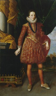 King Charles I, by Unknown artist, circa 1616 - NPG 1112 - © National Portrait Gallery, London