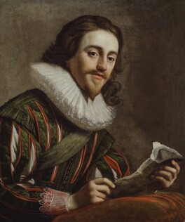 King Charles I, by Gerrit van Honthorst, 1628 - NPG 4444 - © National Portrait Gallery, London